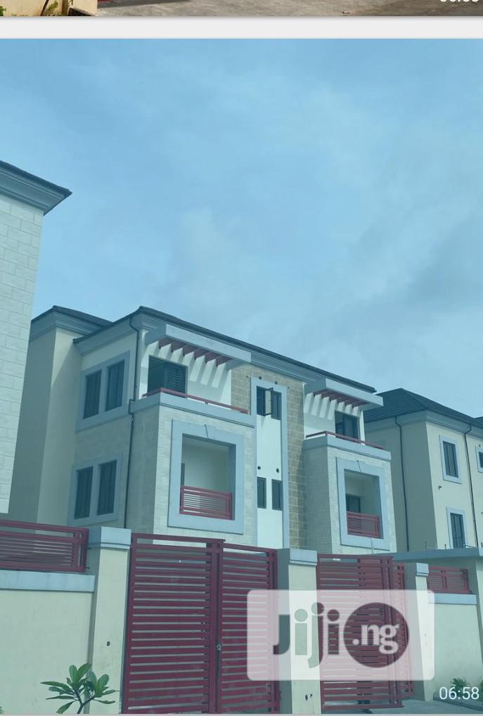 5 Bedroom Semidetached House at Banana Island Rd. Ikoyi Lagos