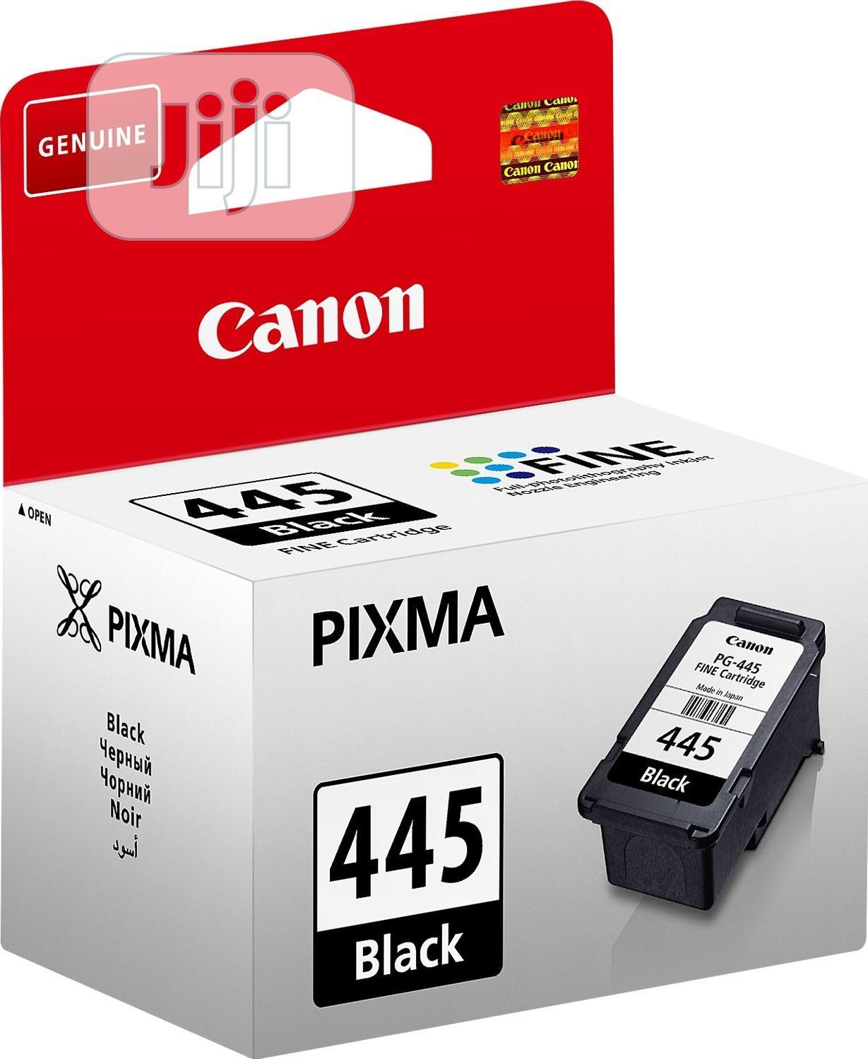CANON Pg-445 Black Ink Catridge