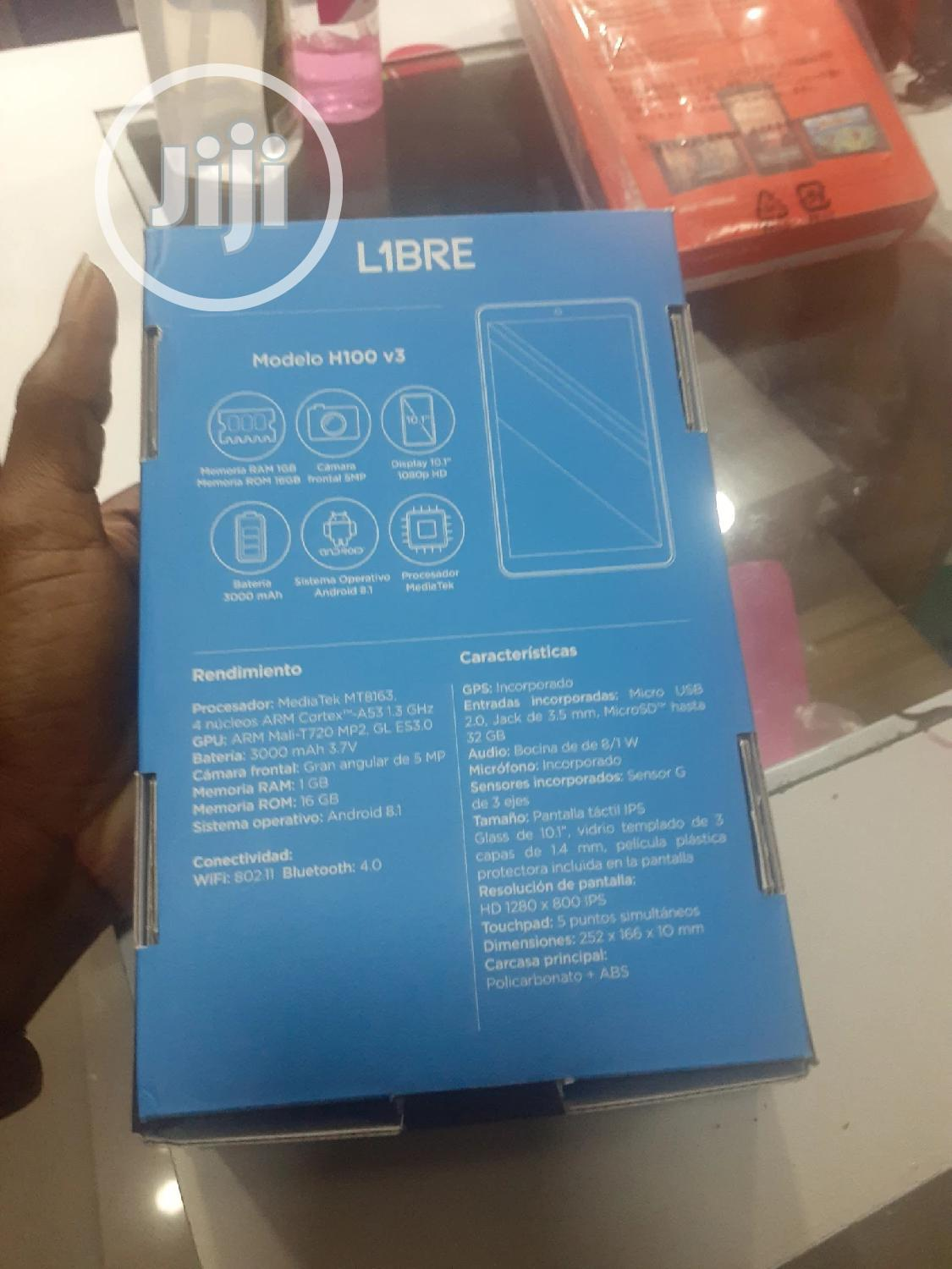 New Tablet 16 GB Black | Tablets for sale in Ikeja, Lagos State, Nigeria
