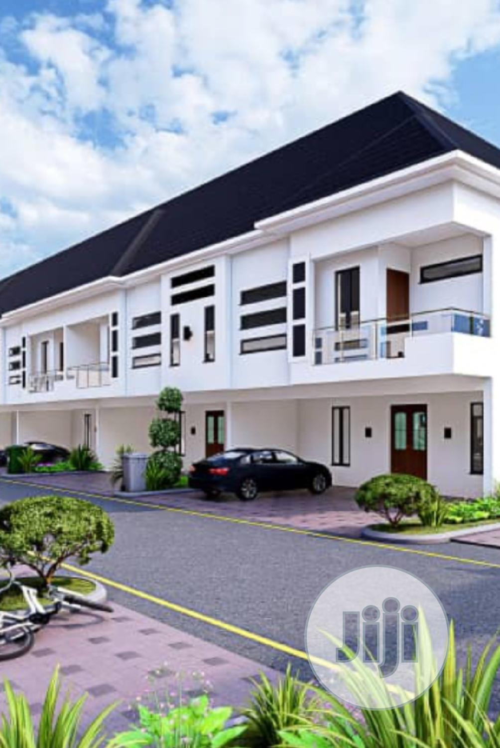A Standard 4bed Terrace Duplex Just 7.5 Initial Deposit   Houses & Apartments For Sale for sale in Lekki Phase 1, Lekki, Nigeria