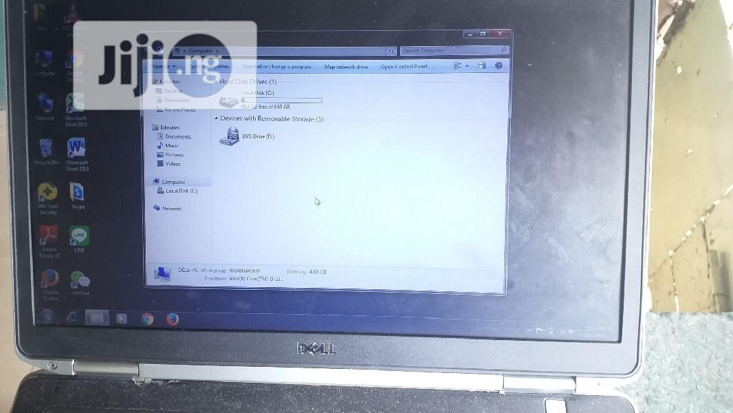 Laptop Dell Latitude E6430 4GB Intel Core i5 700GB   Laptops & Computers for sale in Apapa, Lagos State, Nigeria