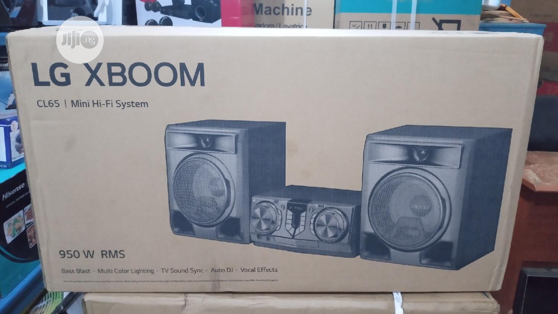 LG XBOOM CL65 Mini Hi-fi System