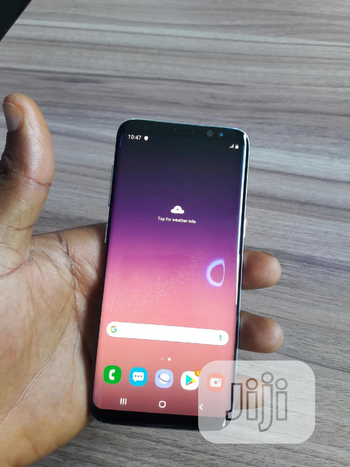 Samsung Galaxy S8 64 GB Gray | Mobile Phones for sale in Owerri, Imo State, Nigeria