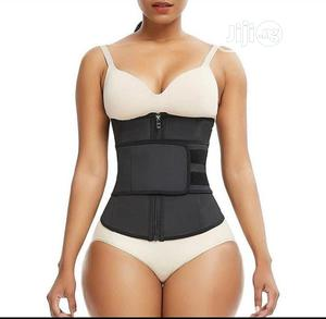 Women's Waist Trainer Sauna Belt Hourglass Body Shaper | Clothing Accessories for sale in Lagos State, Surulere