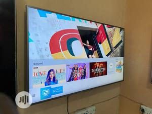 55'' LG Ultra HD 4K With Webos Smart TV | TV & DVD Equipment for sale in Lagos State, Ojo