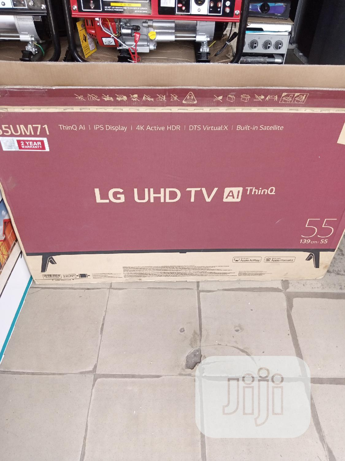 LG 55 Inches TV