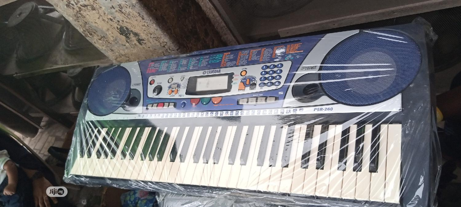 Archive: Yamaha Keyboard Used