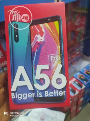 New Itel A56 Pro 32 GB Blue | Mobile Phones for sale in Lagos State, Ikeja