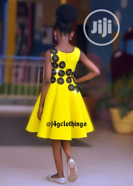 Lovely Pannel Dress | Children's Clothing for sale in Ifako-Ijaiye, Lagos State, Nigeria
