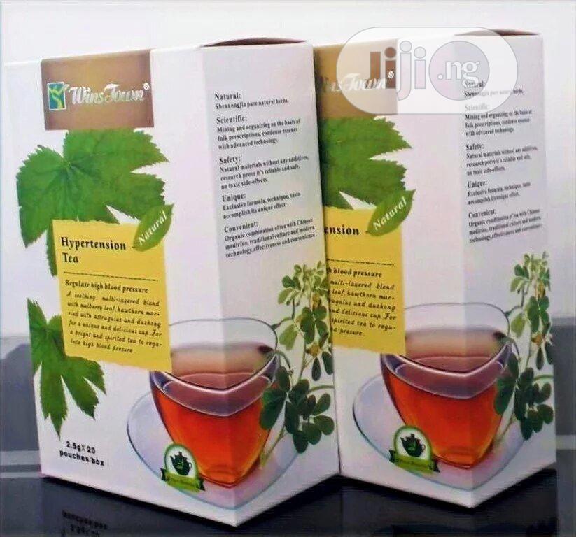Hypertension High Blood Pressure Tea