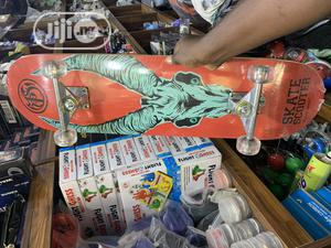 Adult Skateboard With Grip Technology | Sports Equipment for sale in Lagos State, Surulere