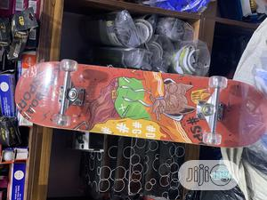 Adult Skateboard With Grip | Sports Equipment for sale in Lagos State, Surulere