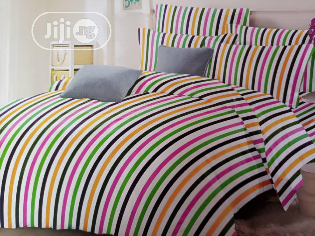 Quality Bedsheets With Duvet Set and Pillow Cases