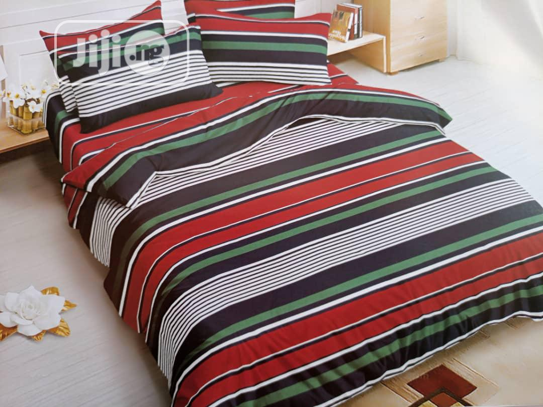 Quality Bedsheets With Duvet Set and Pillow Cases   Home Accessories for sale in Amuwo-Odofin, Lagos State, Nigeria
