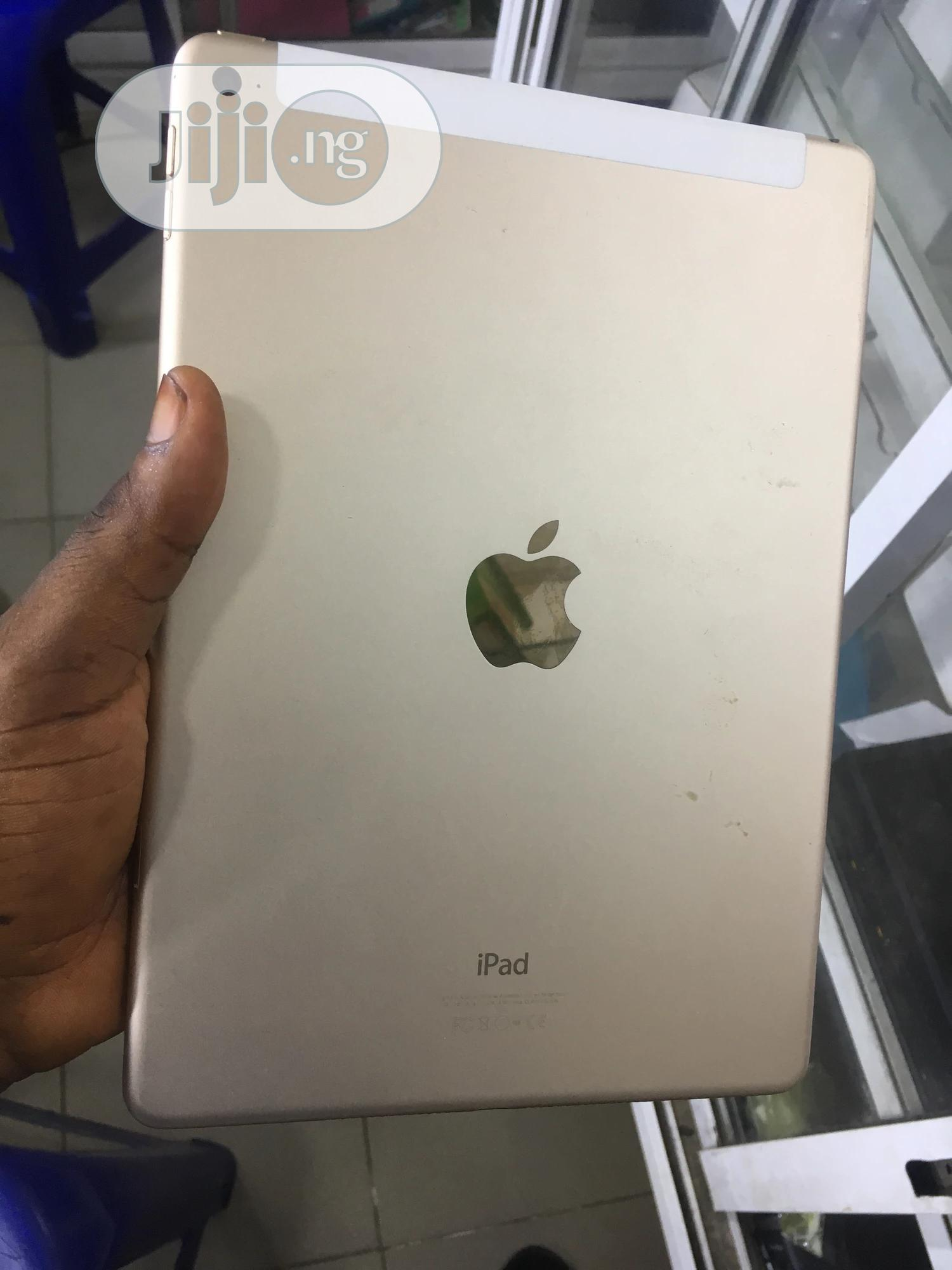 Apple iPad Air 2 64 GB White   Tablets for sale in Ikeja, Lagos State, Nigeria