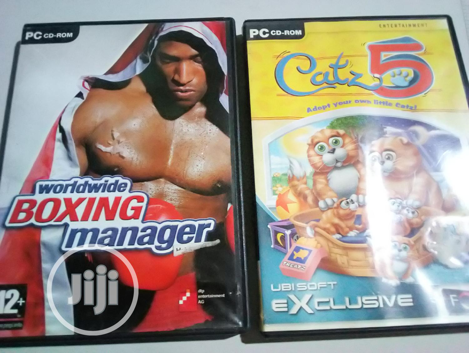 Computer Game Original | Video Games for sale in Wuse 2, Abuja (FCT) State, Nigeria