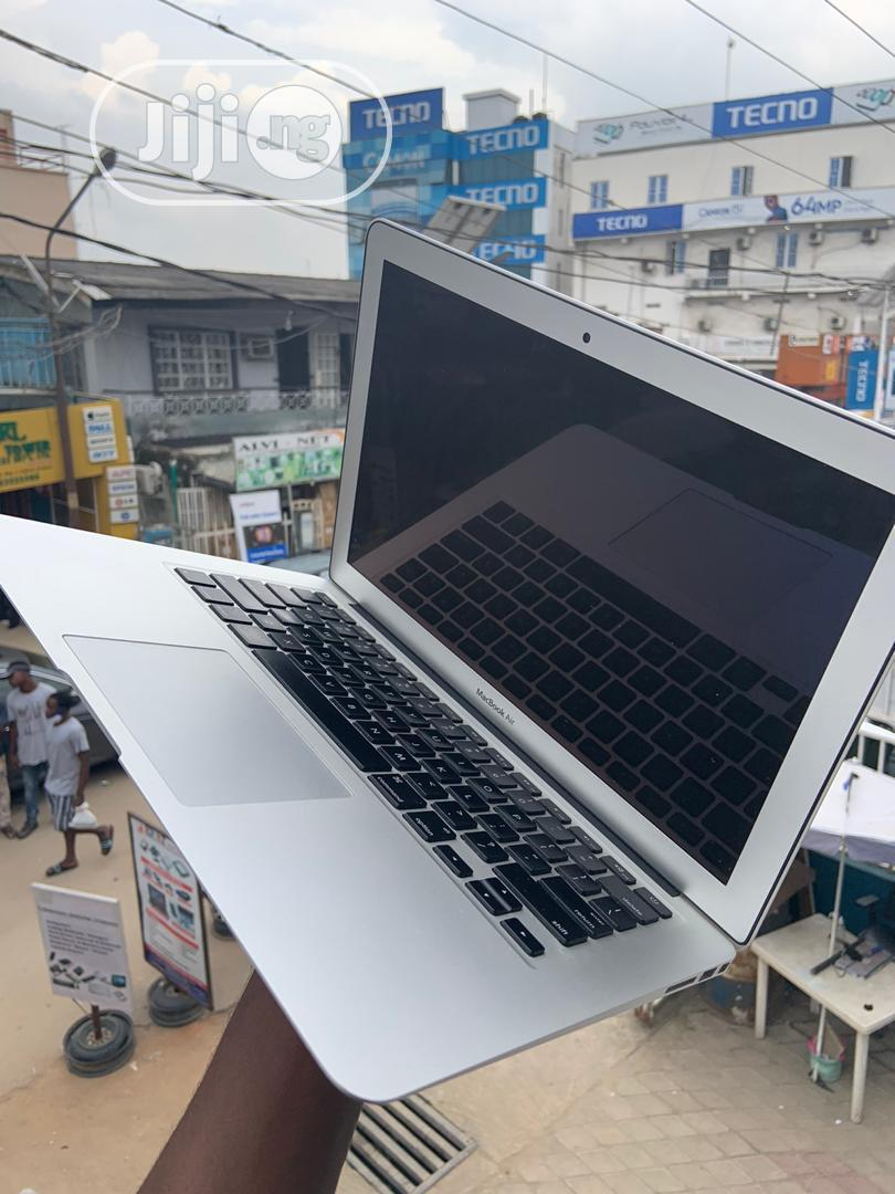 Laptop Apple MacBook Air 8GB Intel Core i7 SSD 128GB | Laptops & Computers for sale in Gbagada, Lagos State, Nigeria