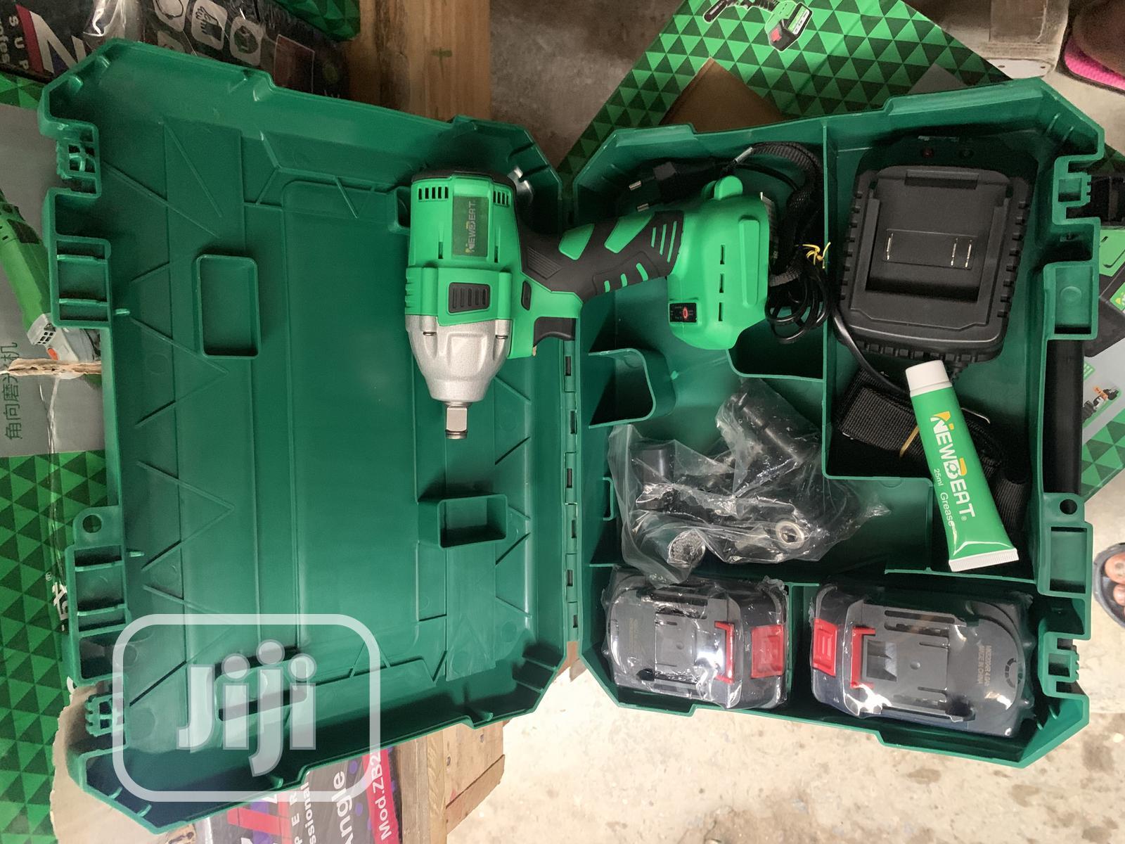 Cordless Brushless Impact Wrench Kit Set | Hand Tools for sale in Lagos Island (Eko), Lagos State, Nigeria