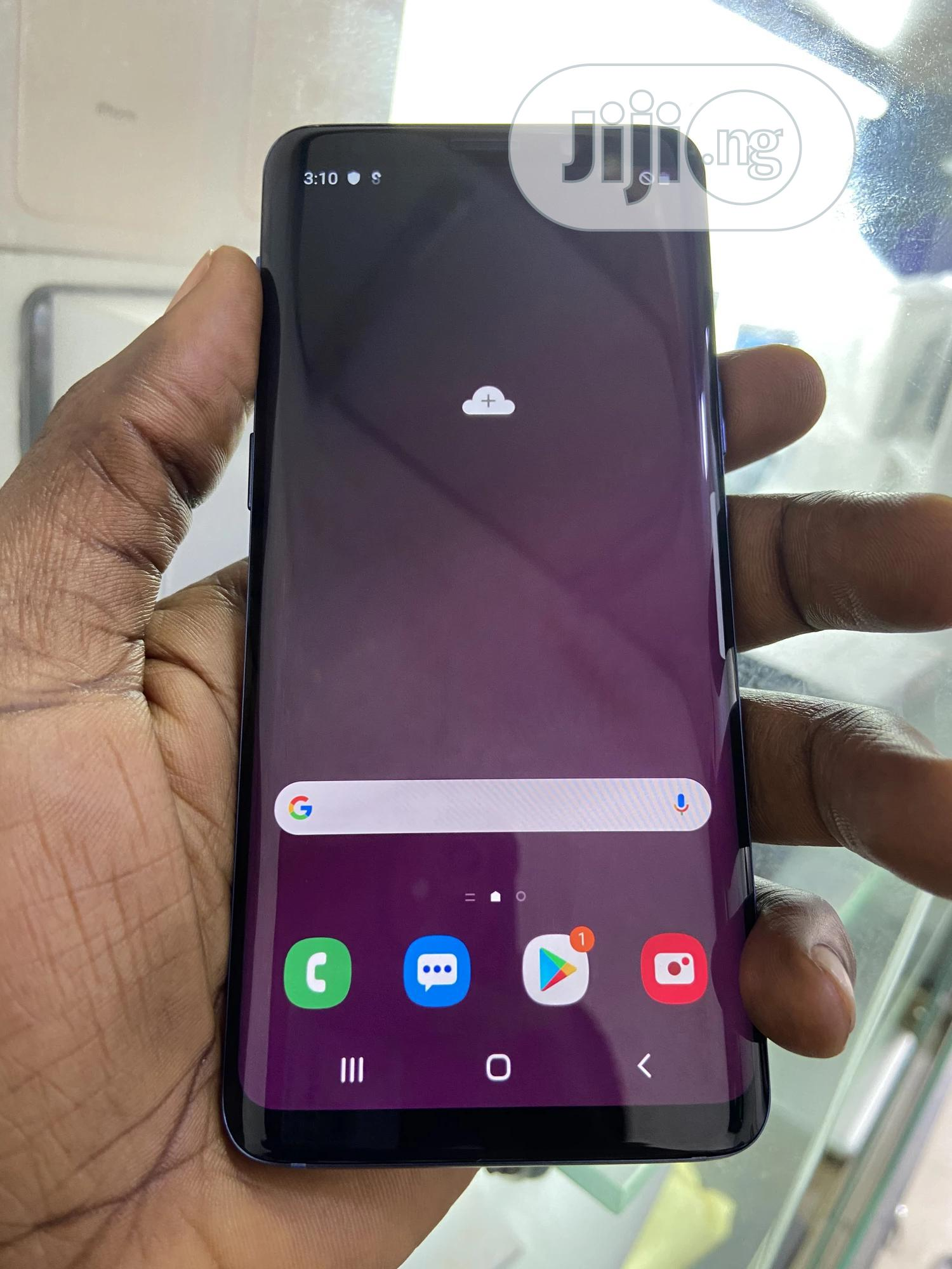 Samsung Galaxy S9 64 GB Blue | Mobile Phones for sale in Surulere, Lagos State, Nigeria