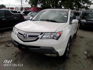 Acura MDX 2007 White | Cars for sale in Lagos State, Apapa