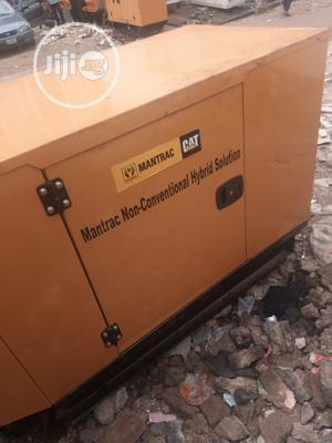 20 Kva Mantrac Caterpillar Generator Perkins   Electrical Equipment for sale in Lagos State, Ikeja