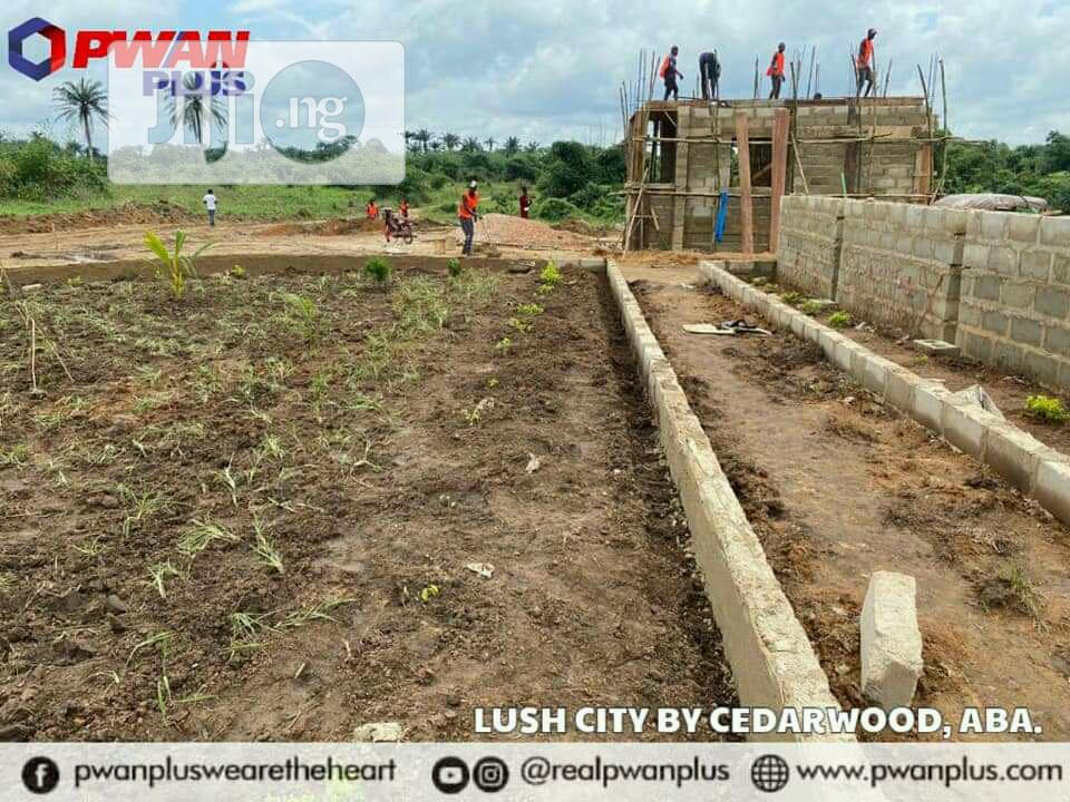 Land at Lush City by Cedarwood, ABA   Land & Plots For Sale for sale in Aba North, Abia State, Nigeria