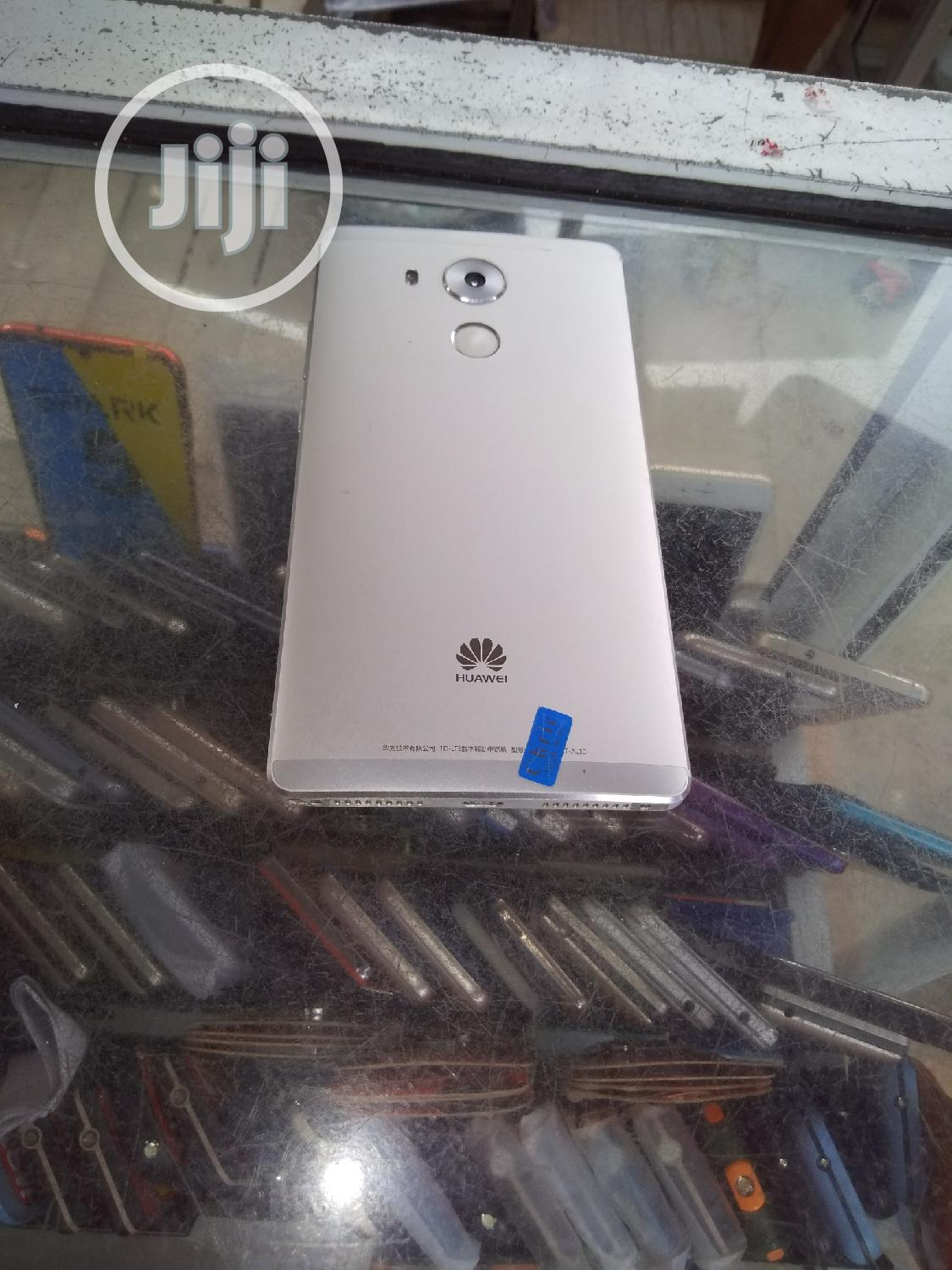 Huawei Mate 8 32 GB Silver | Mobile Phones for sale in Ajah, Lagos State, Nigeria