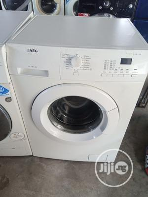 London Used Washing Machine 8kg   Home Appliances for sale in Lagos State, Ojo