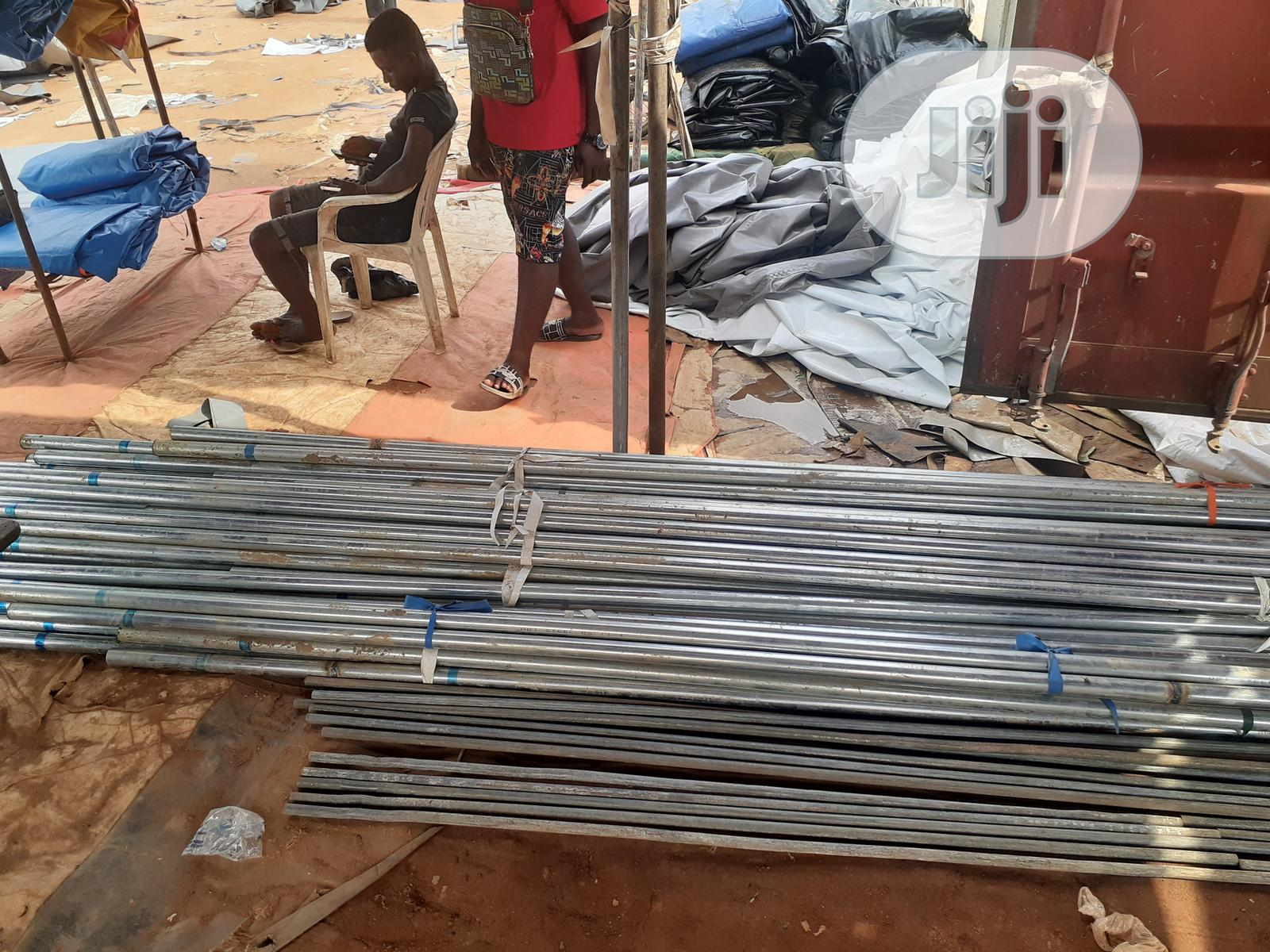 Tarpaulin Fish Pond   Farm Machinery & Equipment for sale in Aba South, Abia State, Nigeria