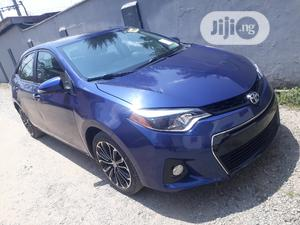 Toyota Corolla 2015 Blue | Cars for sale in Lagos State, Surulere