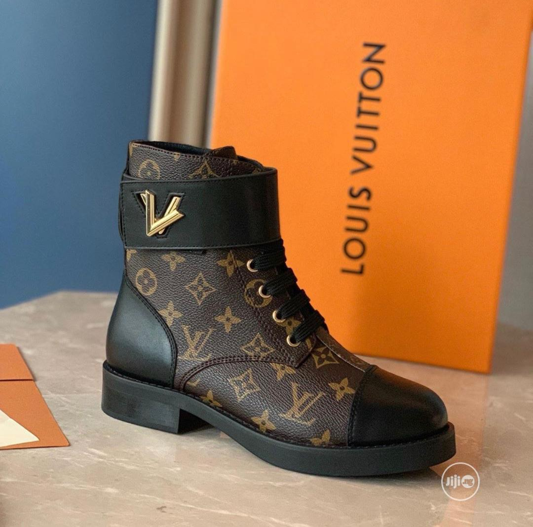 High Quality Louis Vuitton Boots for