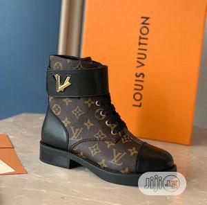 High Quality Louis Vuitton Boots for Female | Shoes for sale in Lagos State, Magodo