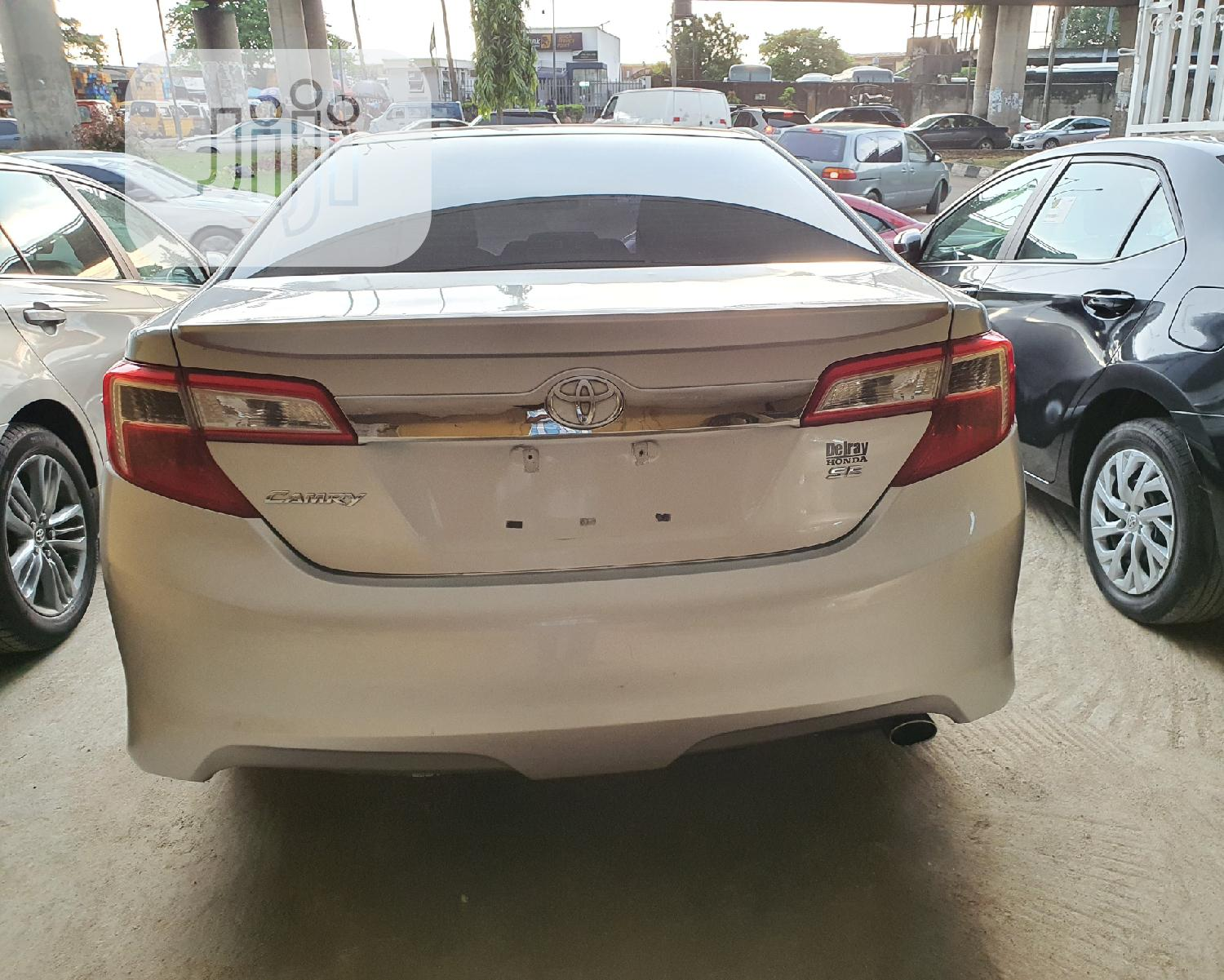 Toyota Camry 2014 Silver   Cars for sale in Surulere, Lagos State, Nigeria