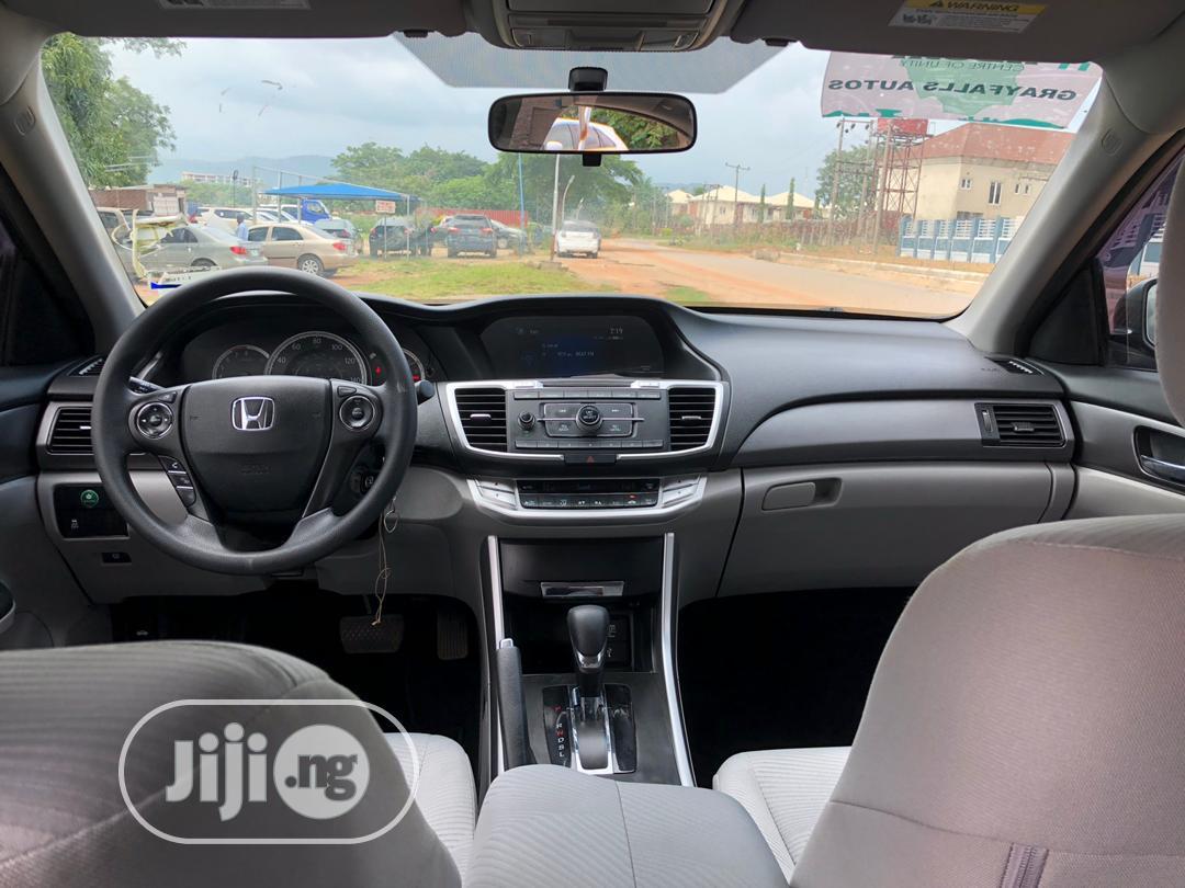Honda Accord 2014 Blue | Cars for sale in Jabi, Abuja (FCT) State, Nigeria