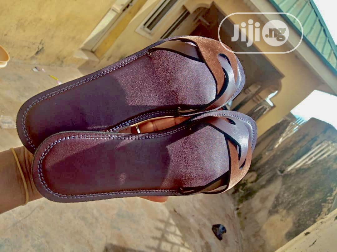Archive: Leather Slides
