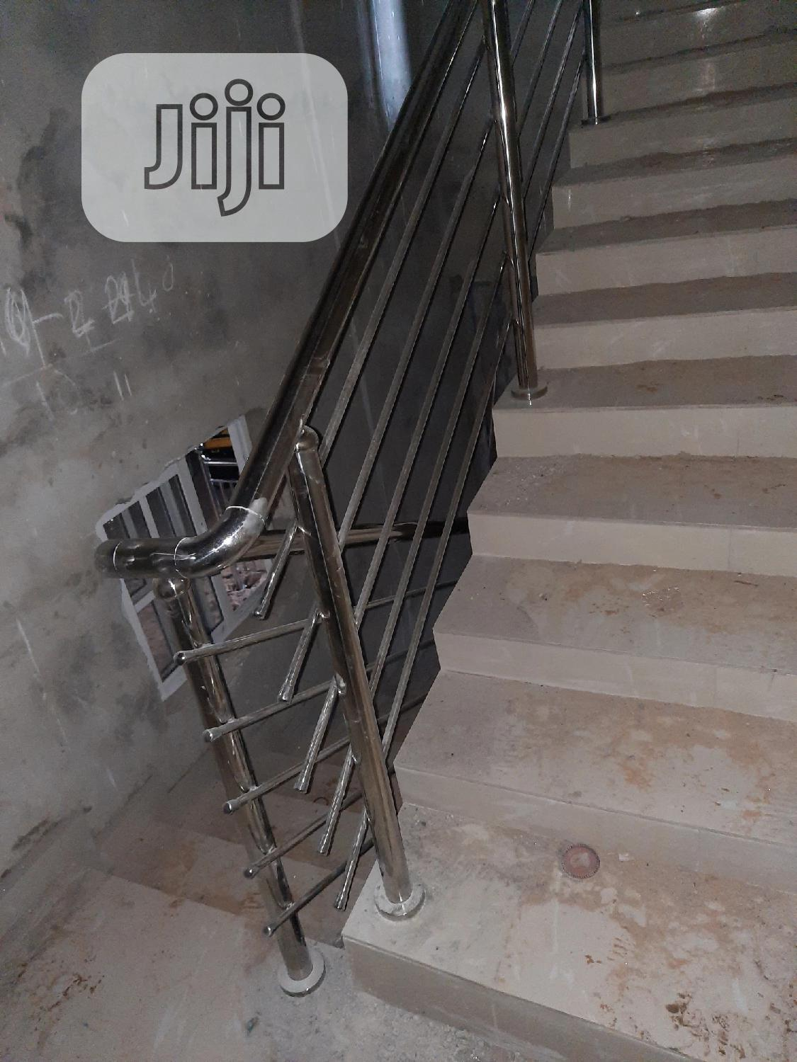Stainless Steel Handrails | Building Materials for sale in Ugheli, Delta State, Nigeria