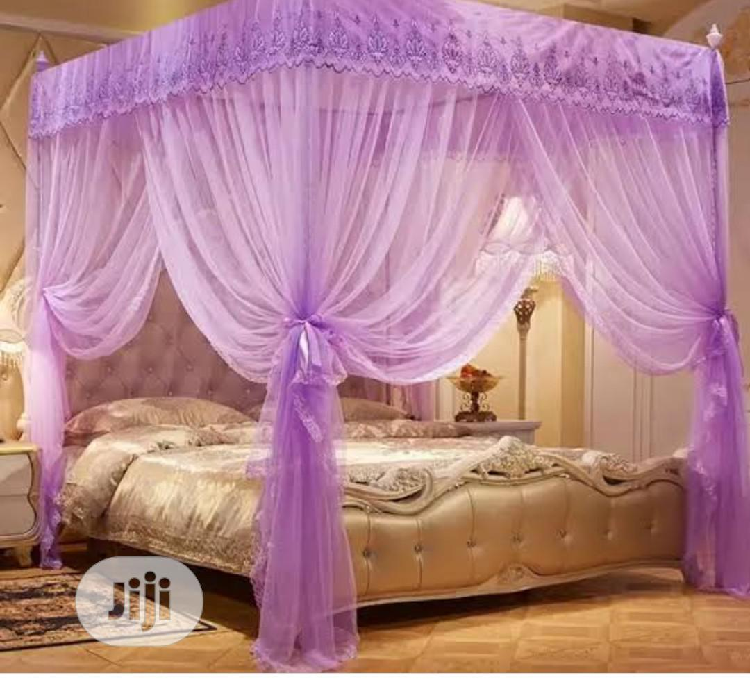 Fashionable Durable Mosquito Nets With Pole