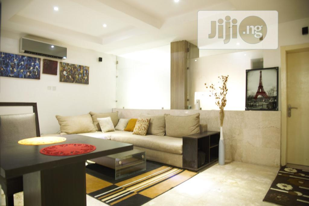 A Room And Parlour Serviced Apartment At Ikoyi