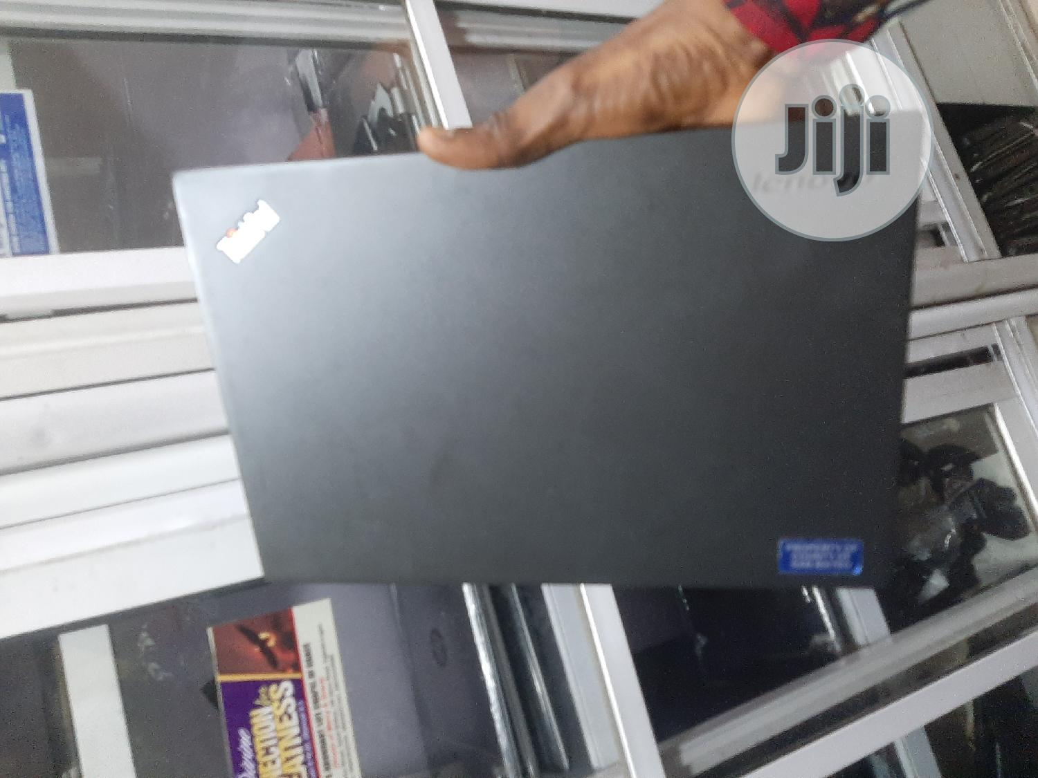 Laptop Lenovo ThinkPad T440s 8GB Intel Core I5 HDD 500GB   Laptops & Computers for sale in Ikeja, Lagos State, Nigeria