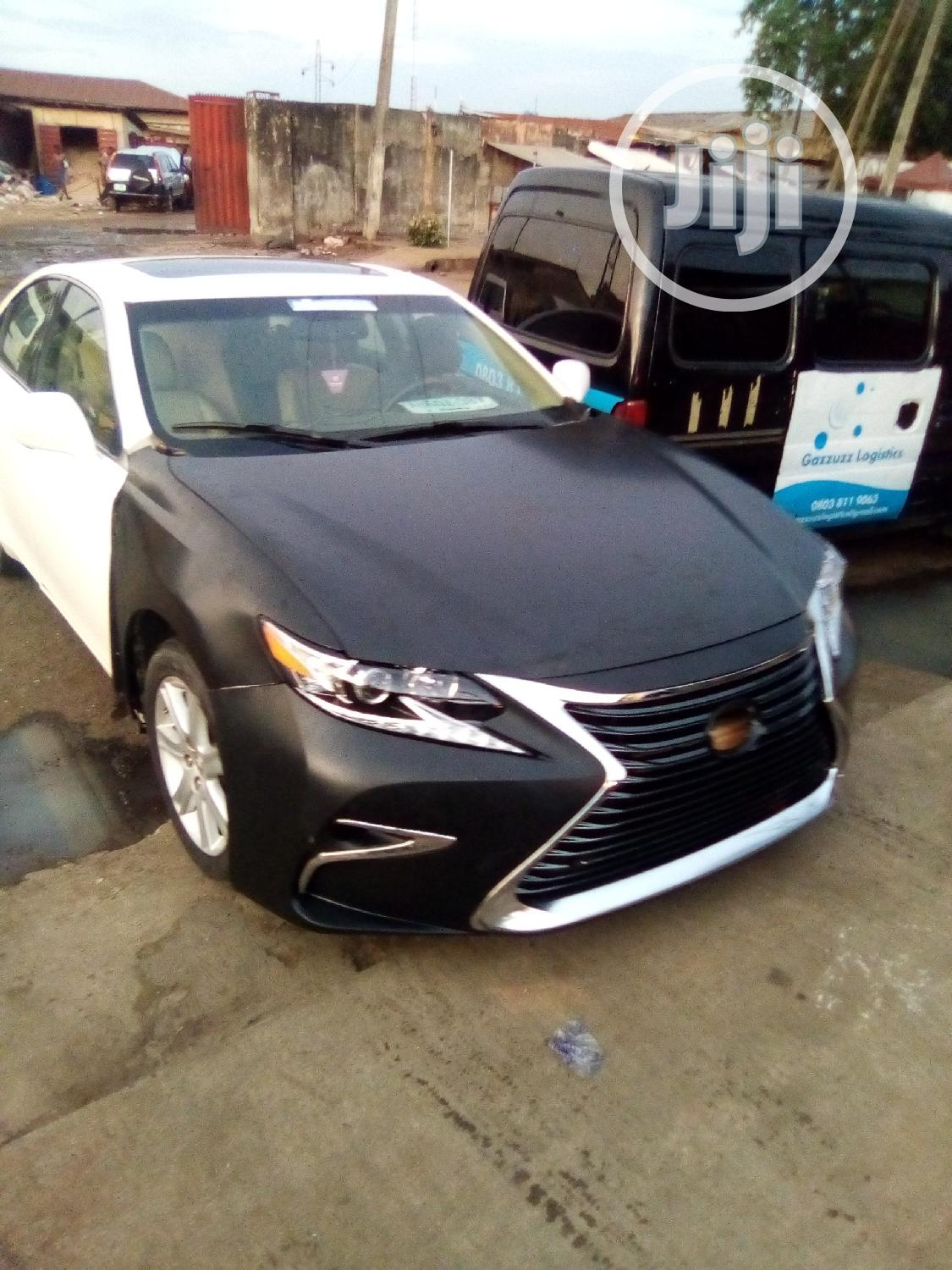 Lexus E.S350 2008 Edition Upgrade to 2018 Model | Automotive Services for sale in Mushin, Lagos State, Nigeria