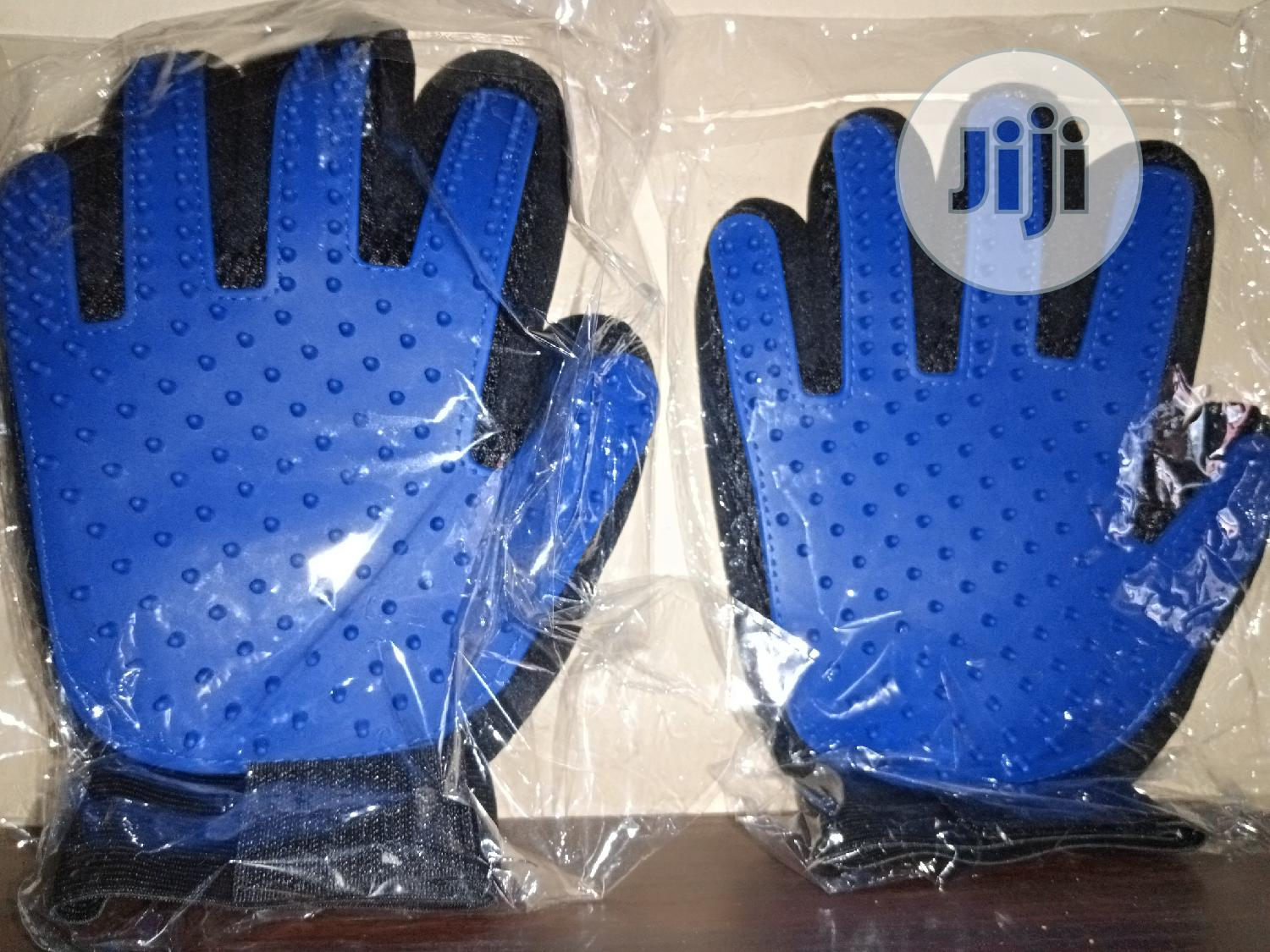 Dog Grooming And Bathing Gloves