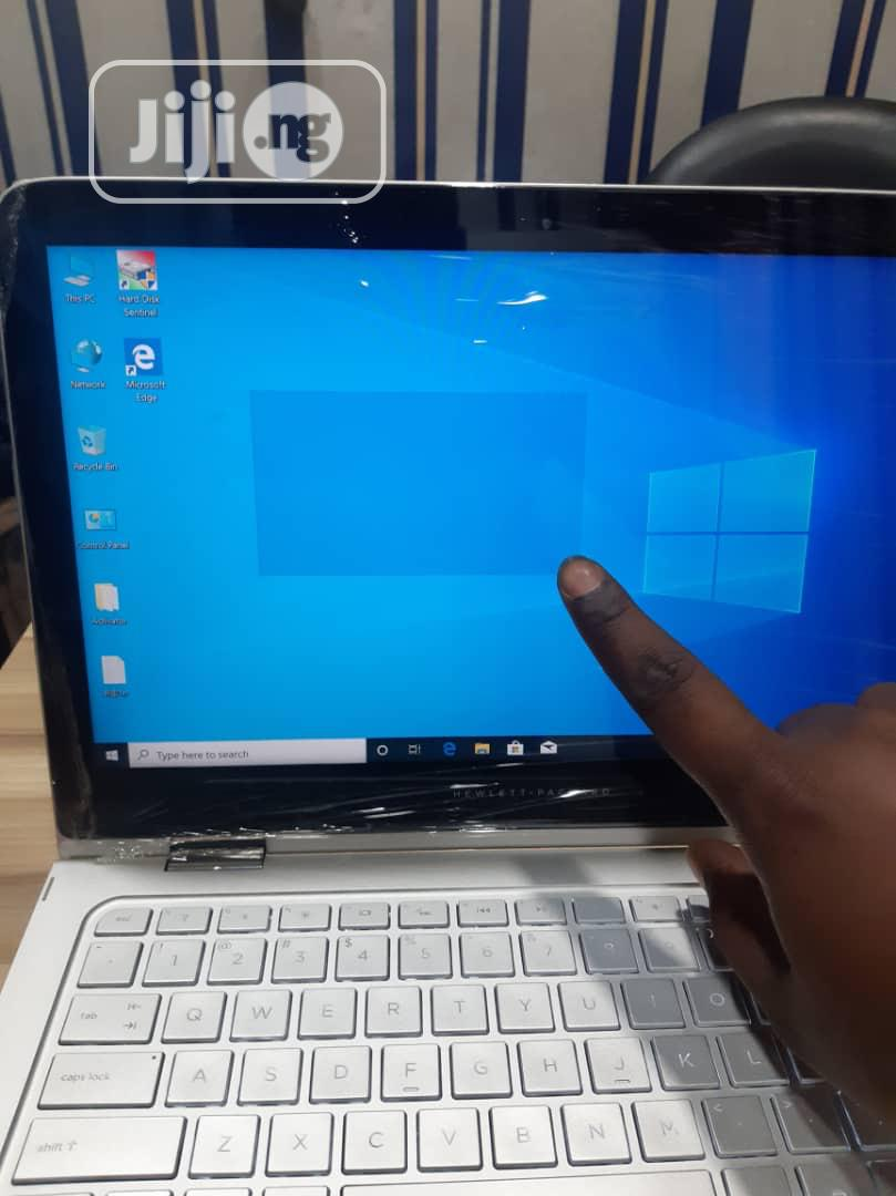 Laptop HP Spectra 13 8GB Intel Core i7 SSD 256GB | Laptops & Computers for sale in Ikeja, Lagos State, Nigeria