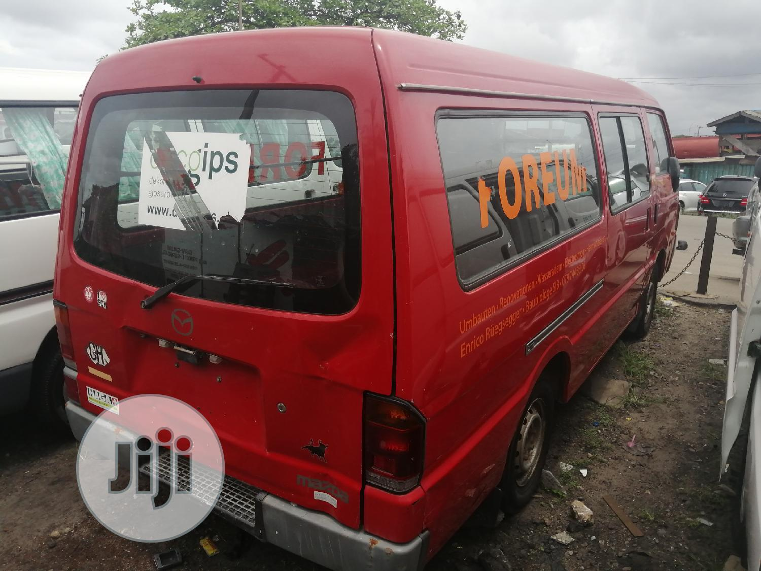 Mazda E2000 Red | Buses & Microbuses for sale in Apapa, Lagos State, Nigeria