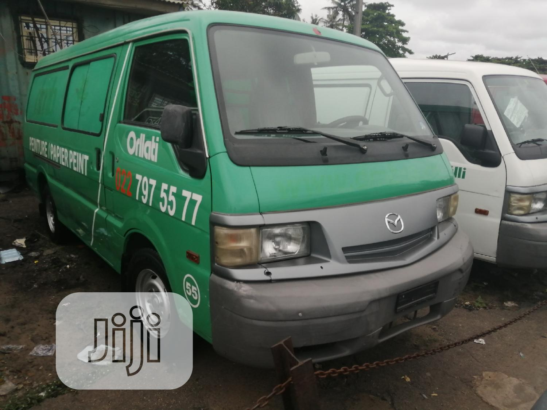 Mazda E2000 Green   Buses & Microbuses for sale in Apapa, Lagos State, Nigeria