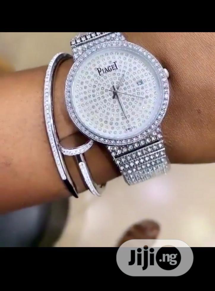 Quality Piguet Wristwatches And Bracelet For Ladies