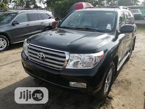 Toyota Land Cruiser 2012 Black   Cars for sale in Lagos State, Apapa