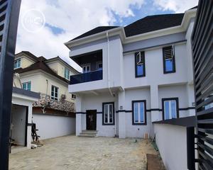 A Standard 4bedroom Semi Detached Duplex House | Houses & Apartments For Rent for sale in Lekki, Lekki Phase 2