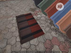 Improvwd and Afforadble Stone Coated Roof Roman   Building Materials for sale in Lagos State, Ajah