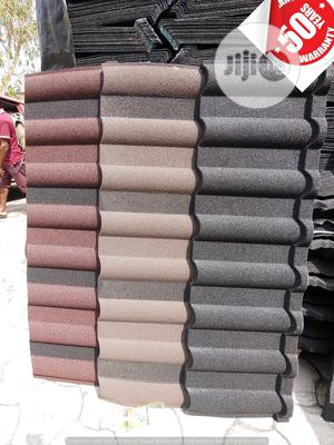 Beautiful and Lasting Stone Coated Roof Tiles Bond   Building Materials for sale in Lagos State, Ajah