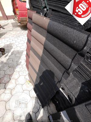 New Zealand 0.55mm Stone Coated Roof Bond   Building Materials for sale in Lagos State, Ajah